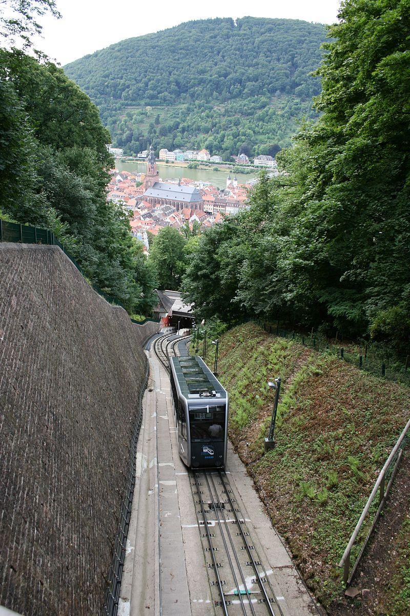 Bild Heidelberger Bergbahn
