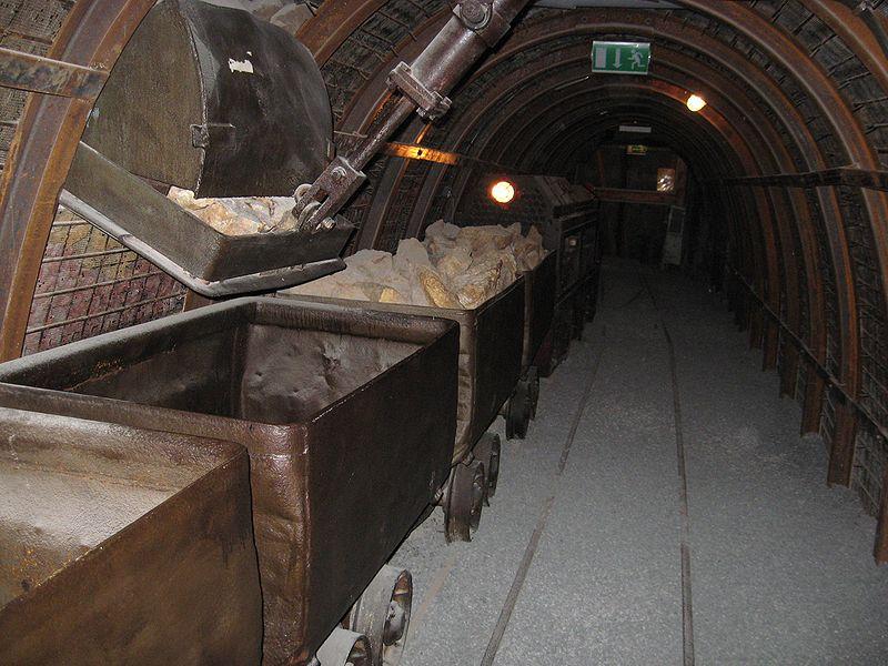 Bild Bergbaumuseum Sassenroth