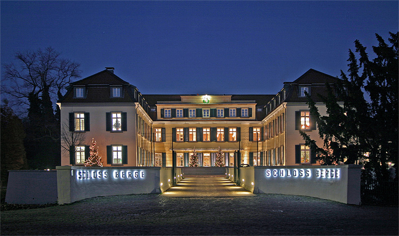 Bild Schloss Berge Gelsenkirchen