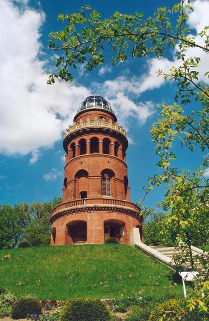 Bild Ernst Moritz Arndt Turm auf dem Rugard