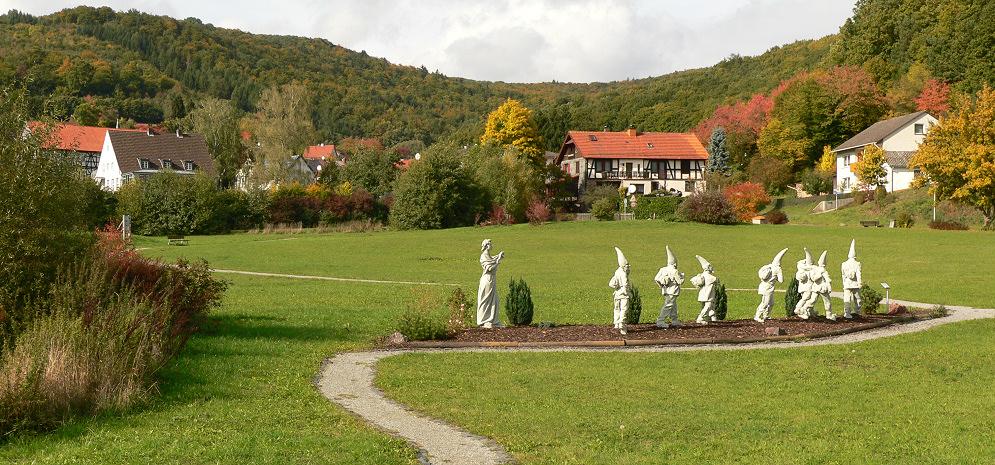 Bild Schneewittchendorf Bergfreiheit Bad Wildungen