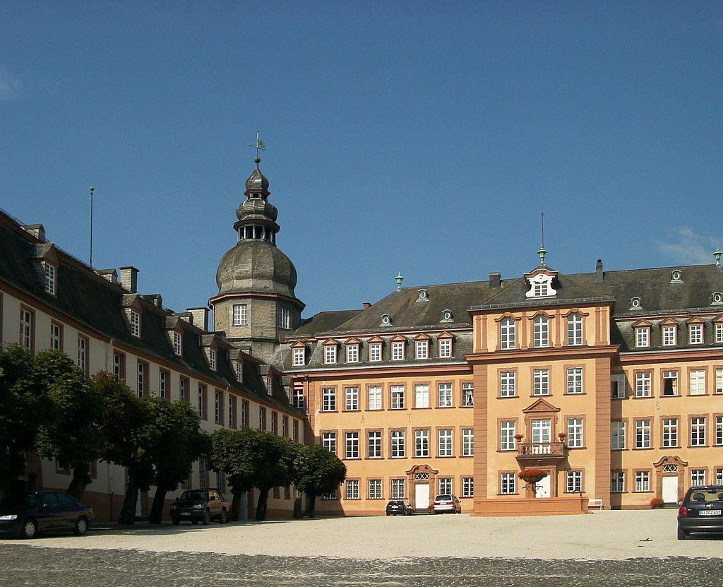 Bild Schloss Berleburg