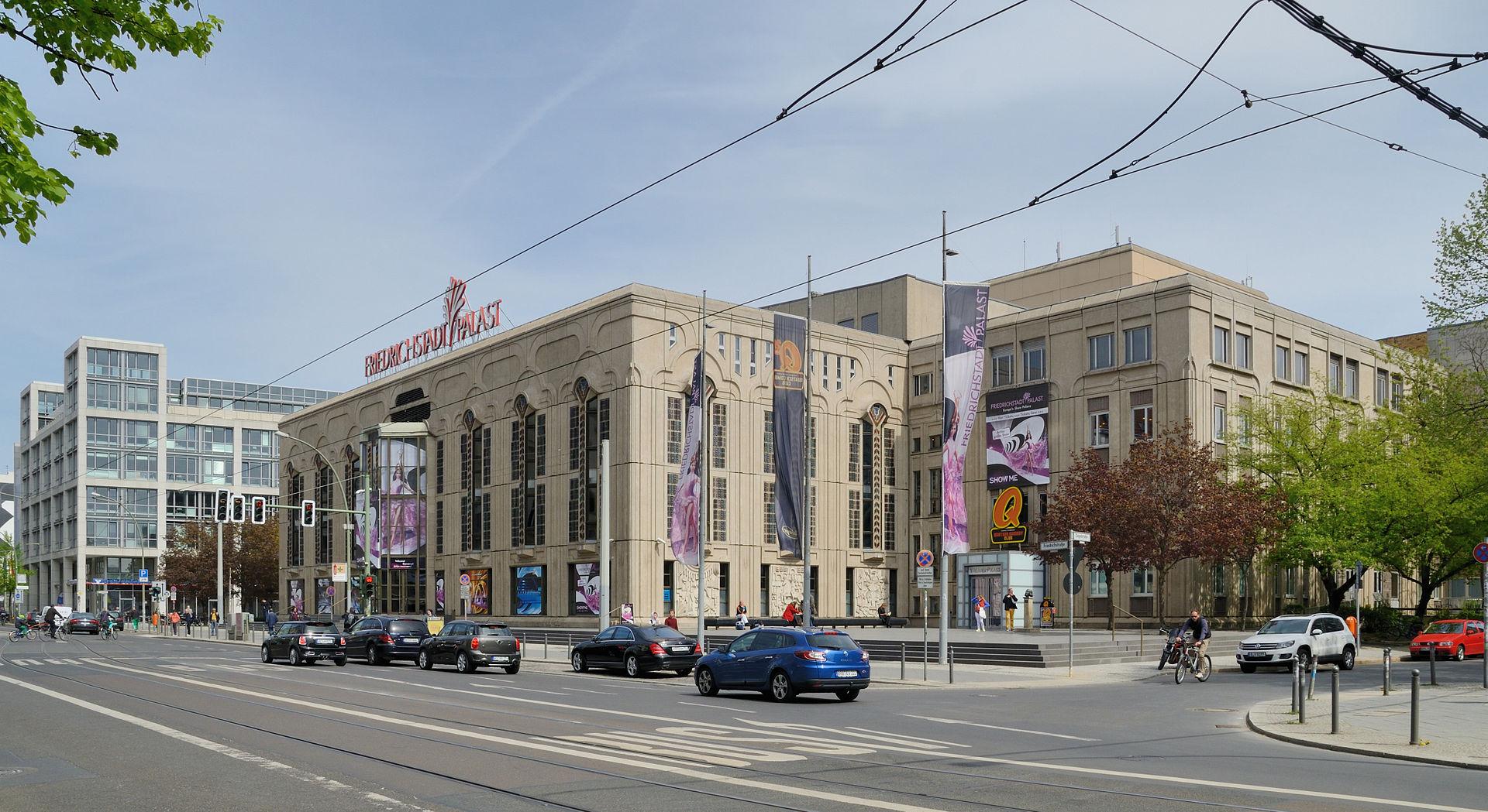 Bild Friedrichstadtpalast