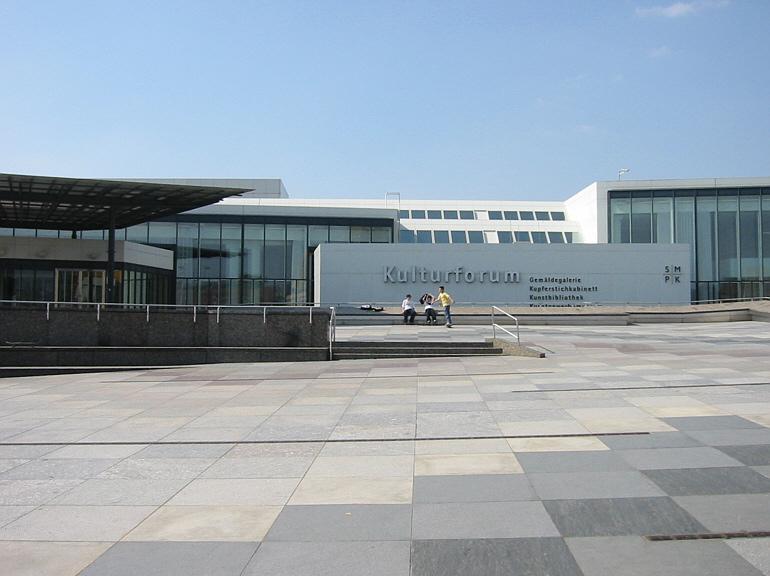 Bild Gemäldegalerie am Kulturforum Berlin