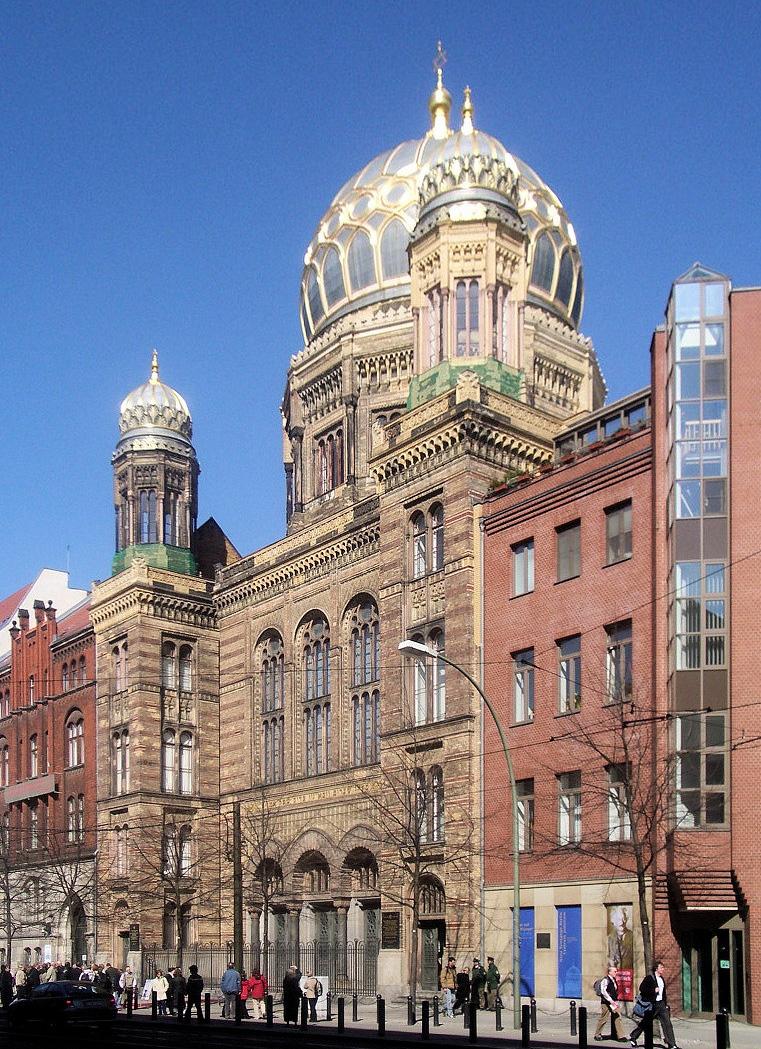 Bild Neue Synagoge Berlin