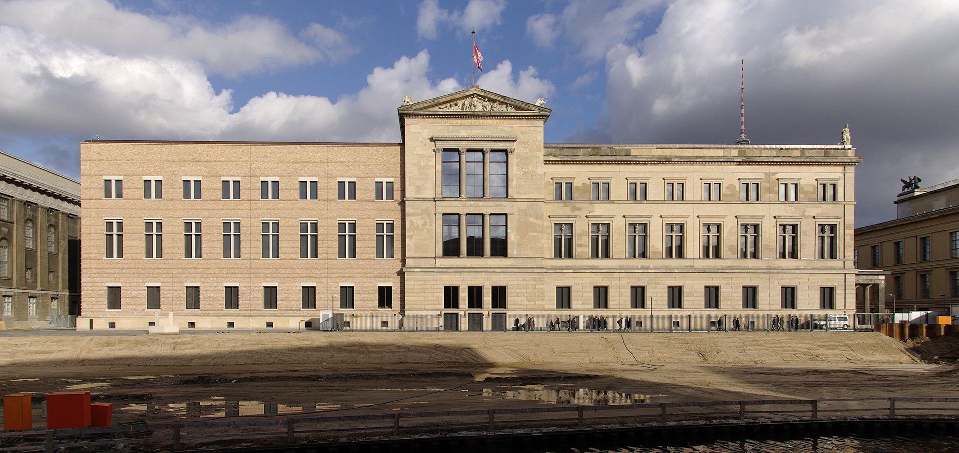 Bild Neues Museum Berlin