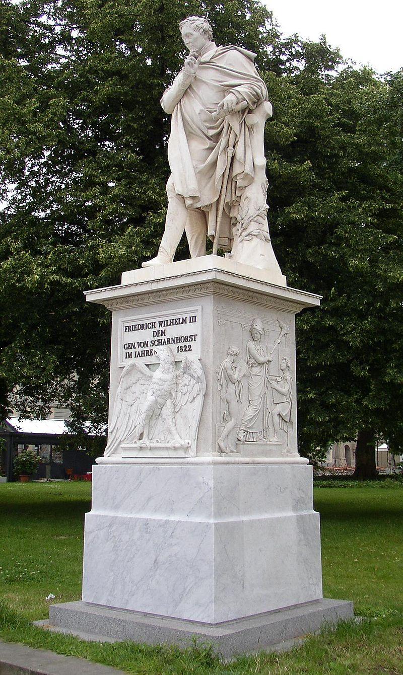 Bild Scharnhorst Denkmal Berlin