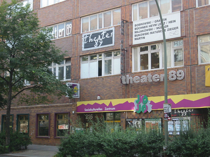 Bild theater 89 Berlin