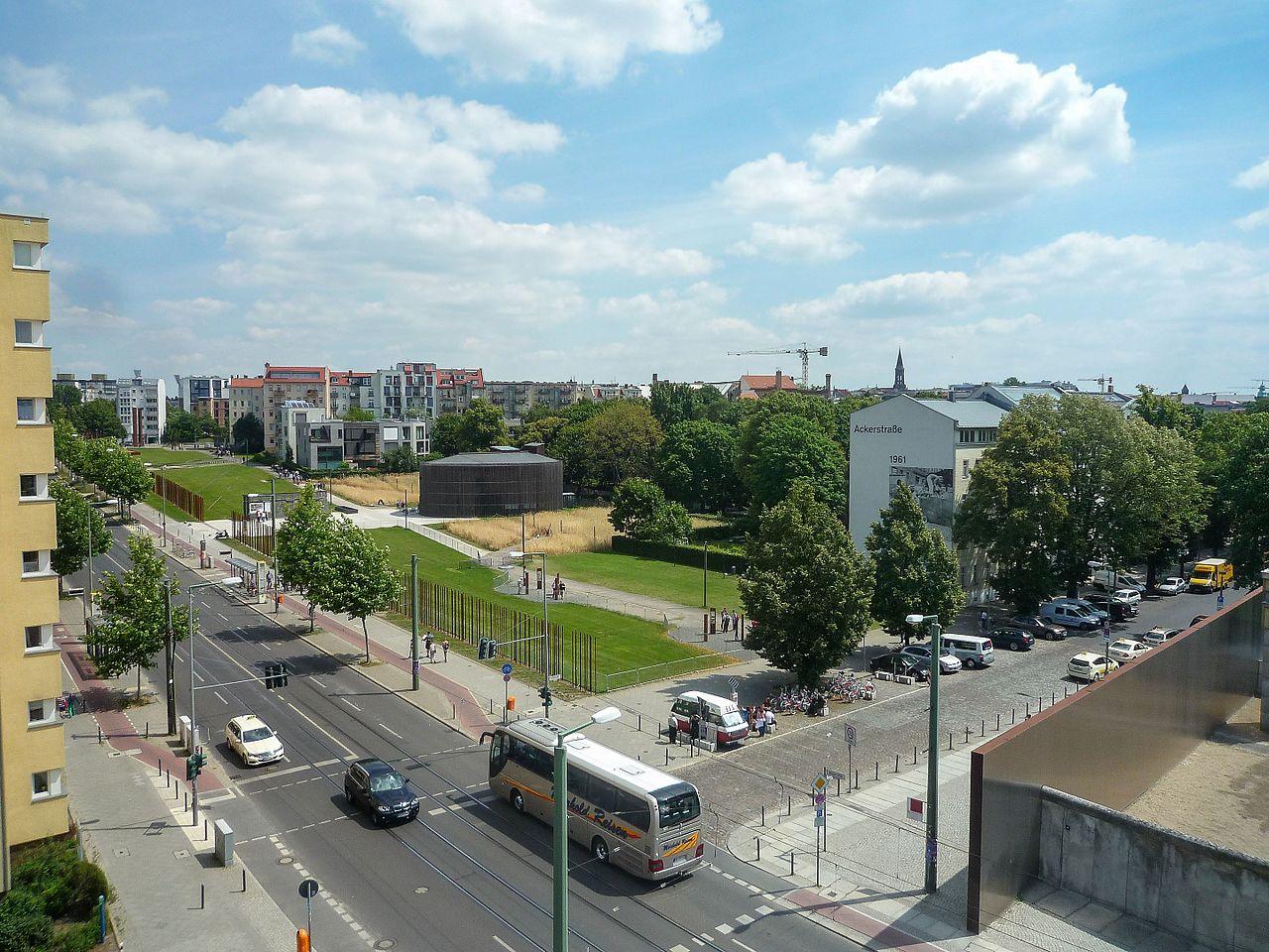 Bild Gedenkstätte Berliner Mauer