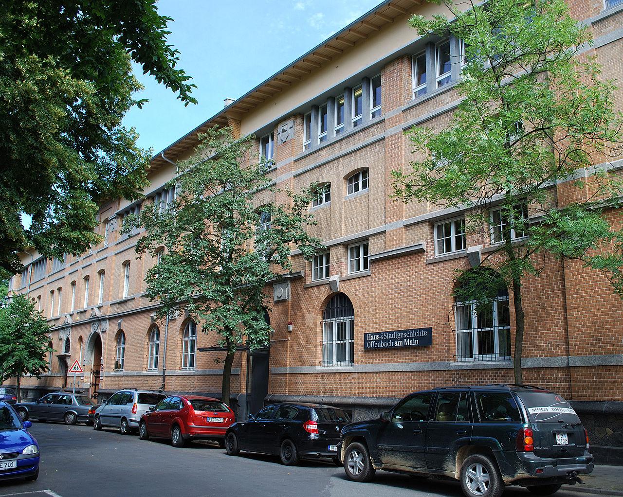 Bild Haus der Stadtgeschichte Offenbach am Main