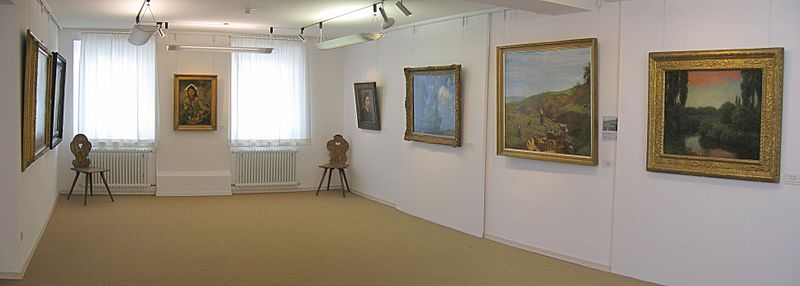 Bild Hans Thoma Kunstmuseum Bernau