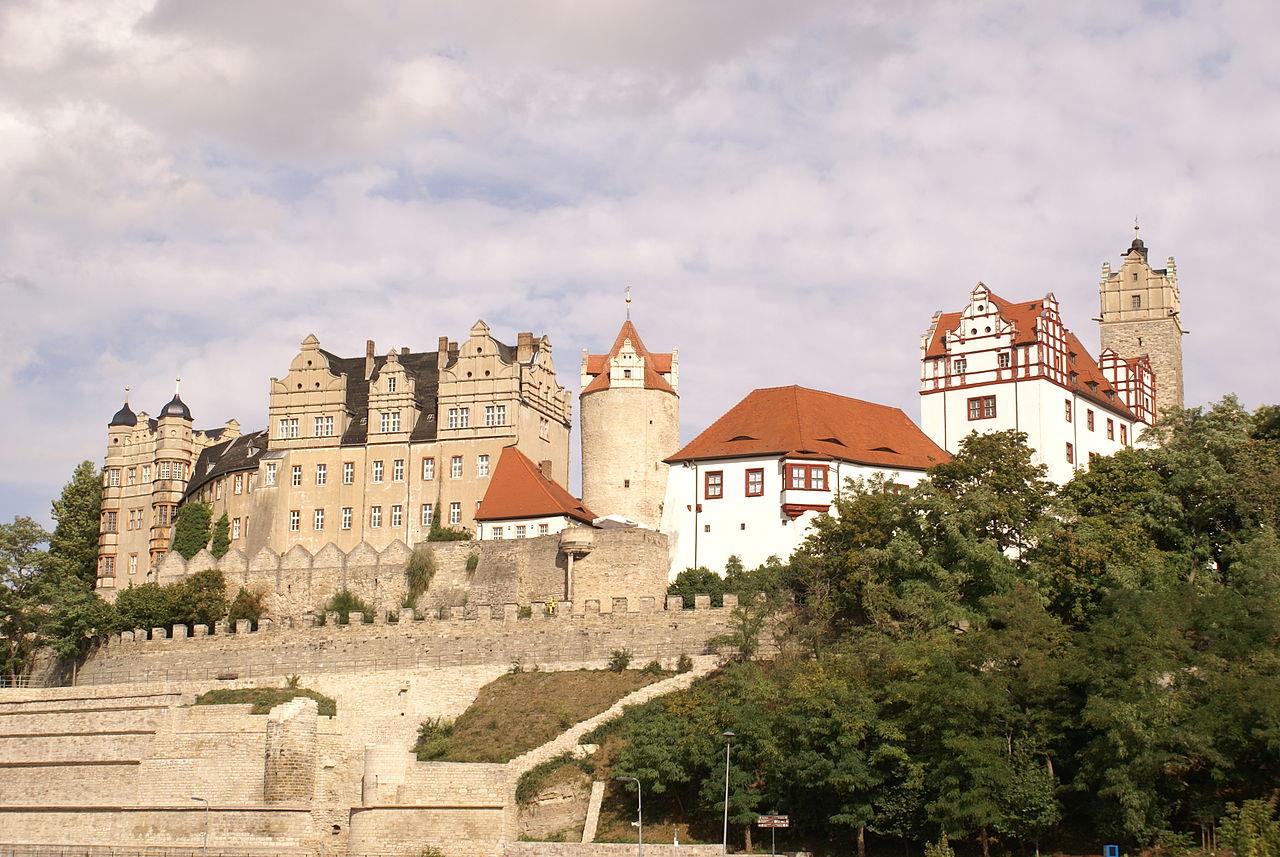 Bild Schloss Bernburg