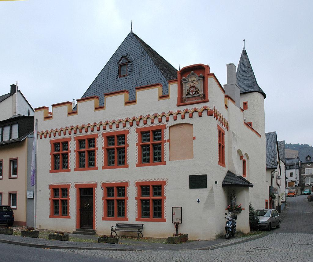 Bild Cusanus Geburtshaus Bernkastel Kues