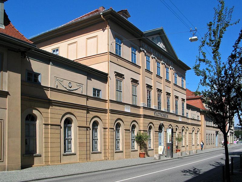 Bild Stadtmuseum Weimar