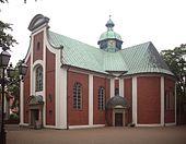 Bild St. Marien Basilika Bethen