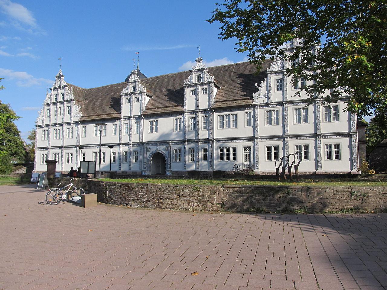 Bild Schloss Bevern