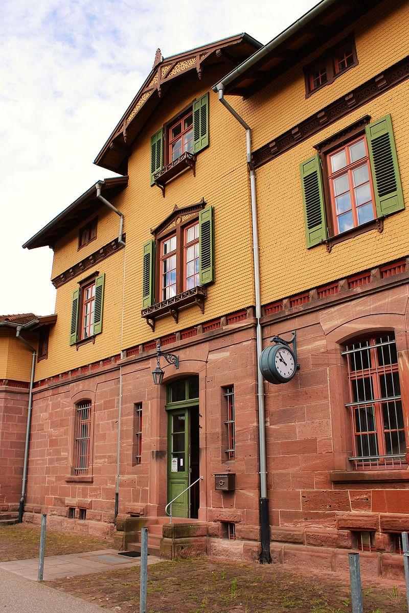 Bild Eisenbahn Freunde Pforzheim