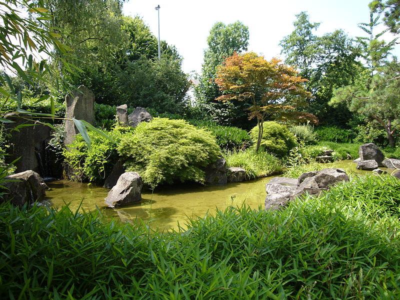 Bild Japangarten Bietigheim Bissingen