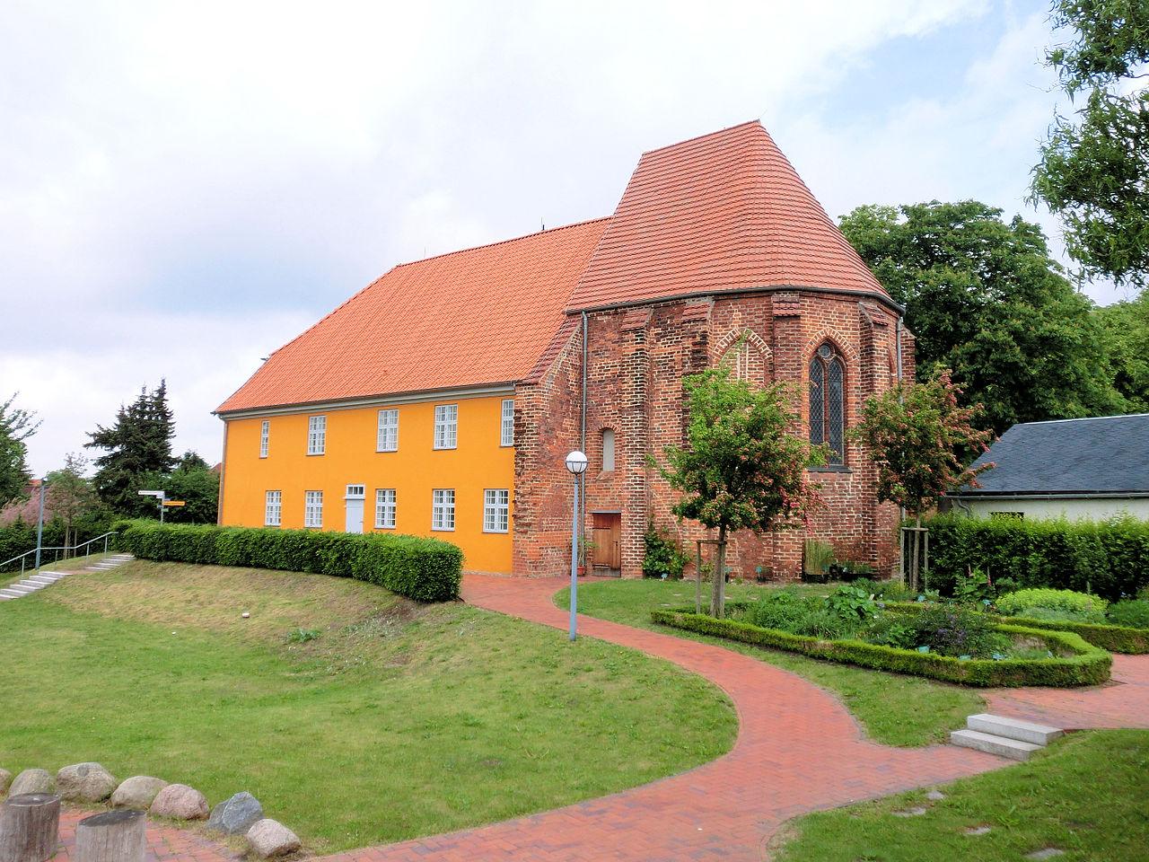Bild Niederdeutsches Bibelzentrum St. Jürgen Barth
