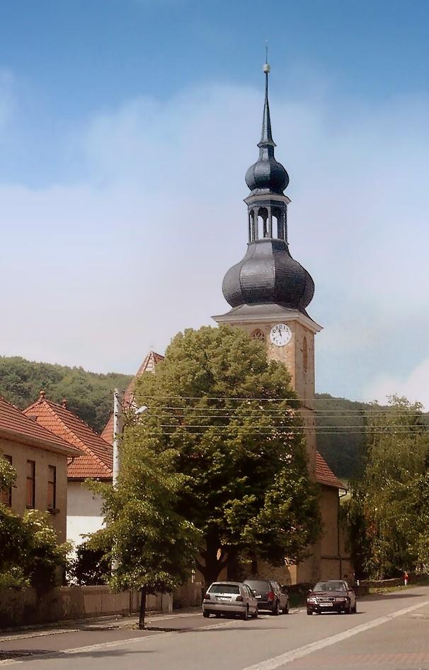 Bild Kirche St. Leo Bibra