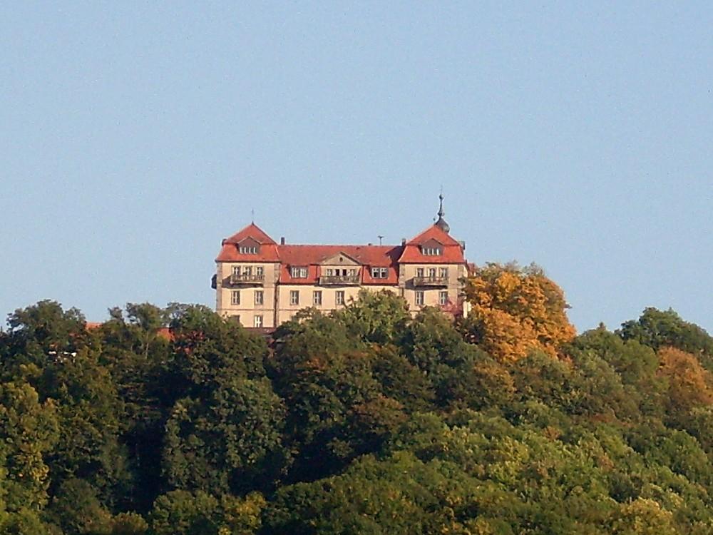 Bild Schloss Bieberstein Hofbieber