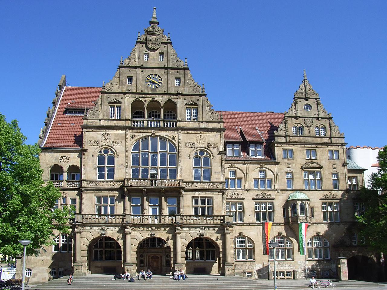 Bild Altes Rathaus Bielefeld