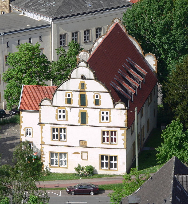 Bild Spiegelshof Bielefeld