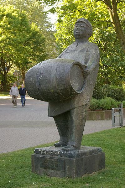 Bild Denkmal Bierkutscher Dortmund