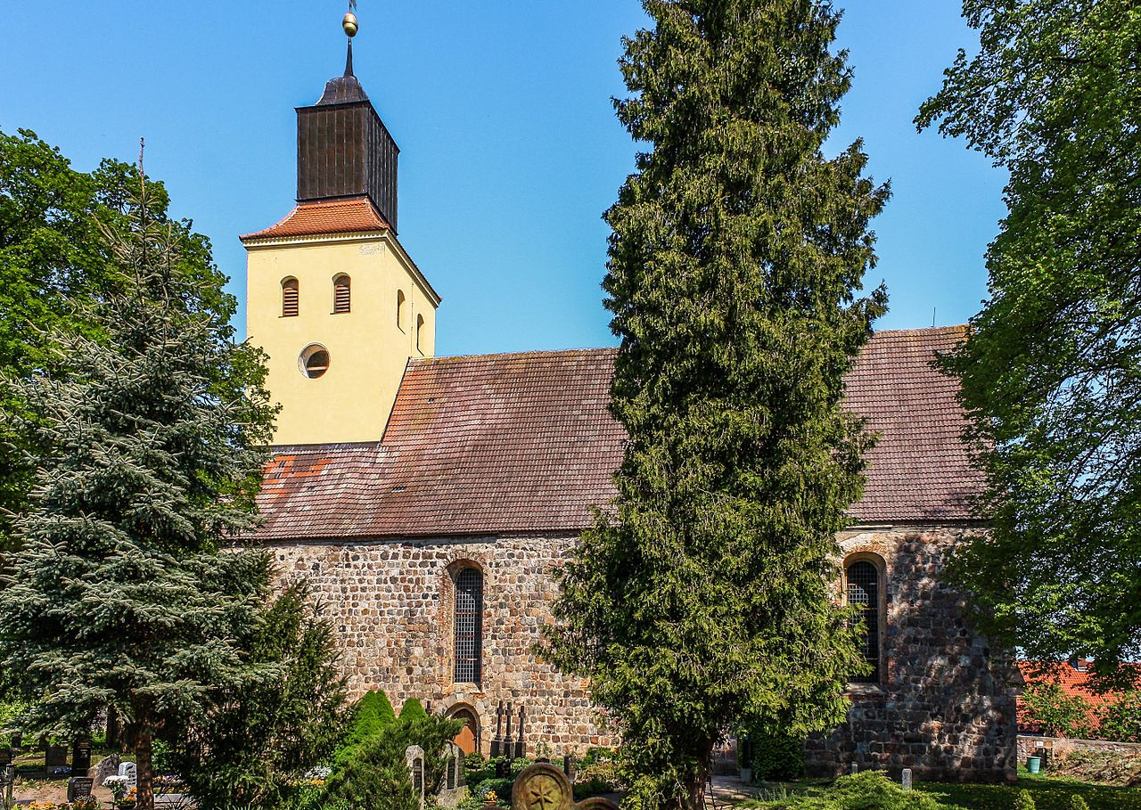 Bild Kirche Biesenbrow