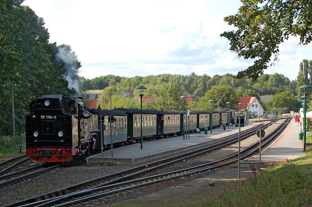 Bild Rügensche BäderBahn Rasender Roland