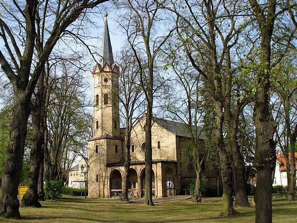 Bild Kirche Birkenwerder