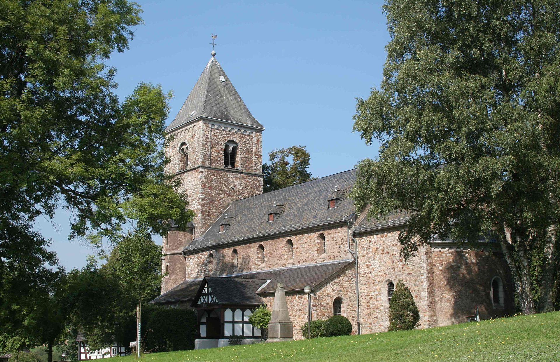 Bild Kirche Birnbach