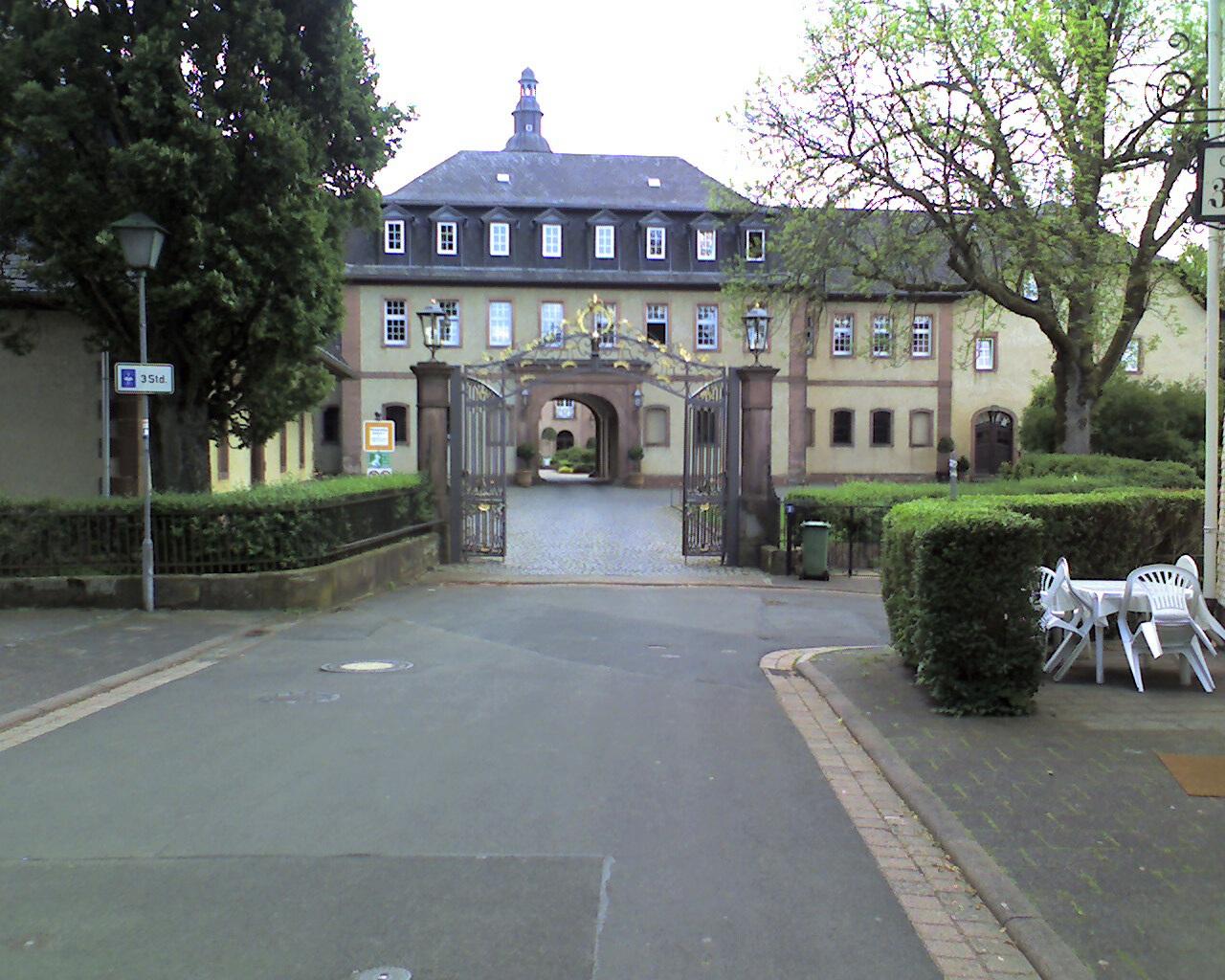 Bild Schloss Birstein