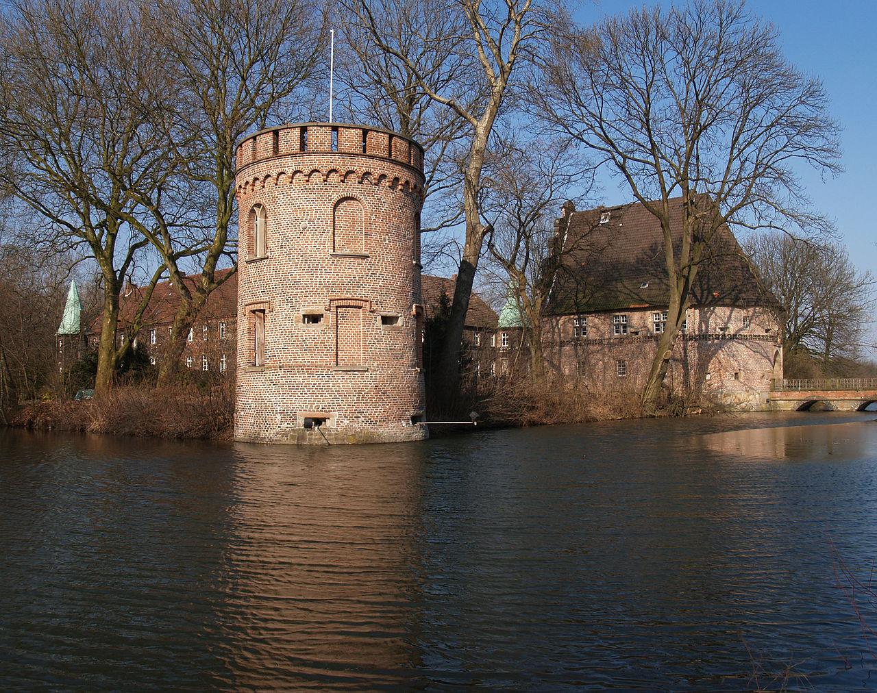 Bild Schloss Bladenhorst Castrop Rauxel