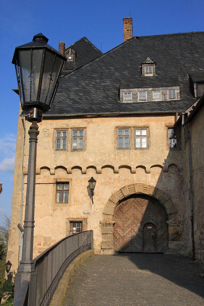 Bild Schloss Blankenburg Harz