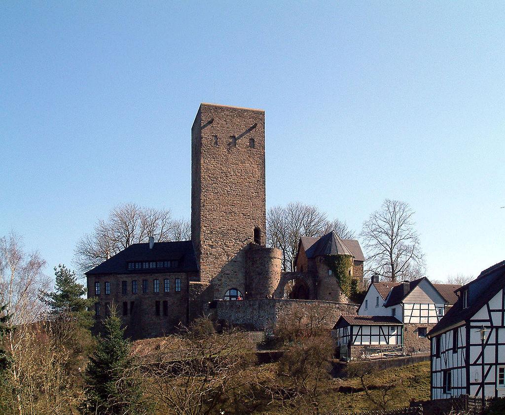 Bild Burg Blankenstein Hattingen