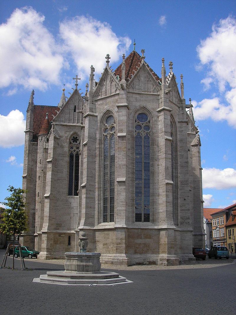 Bild Kirche Divi Blasii Mühlhausen