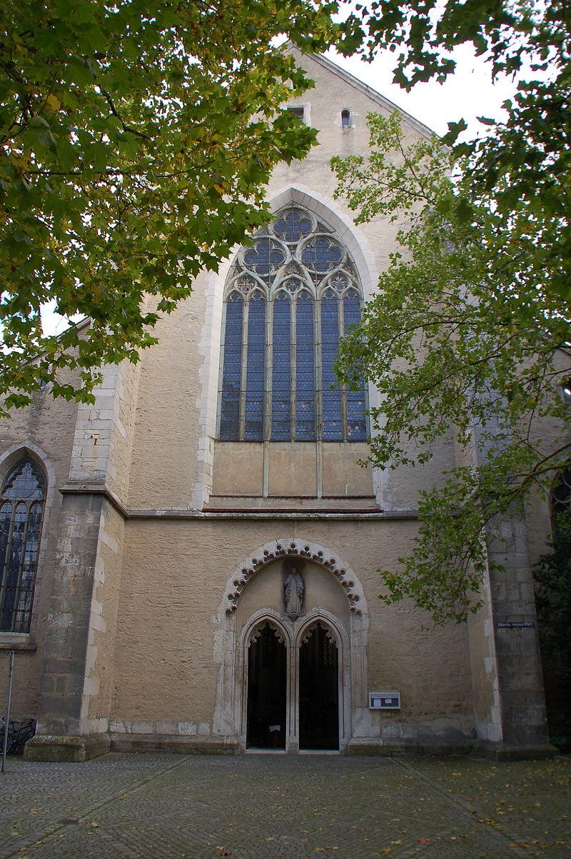 Bild Dominikanerkirche St. Blasius Regensburg