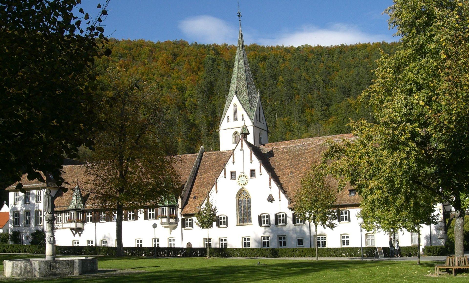 Bild Schubartstube im Amtshaus des Klosters Blaubeuren