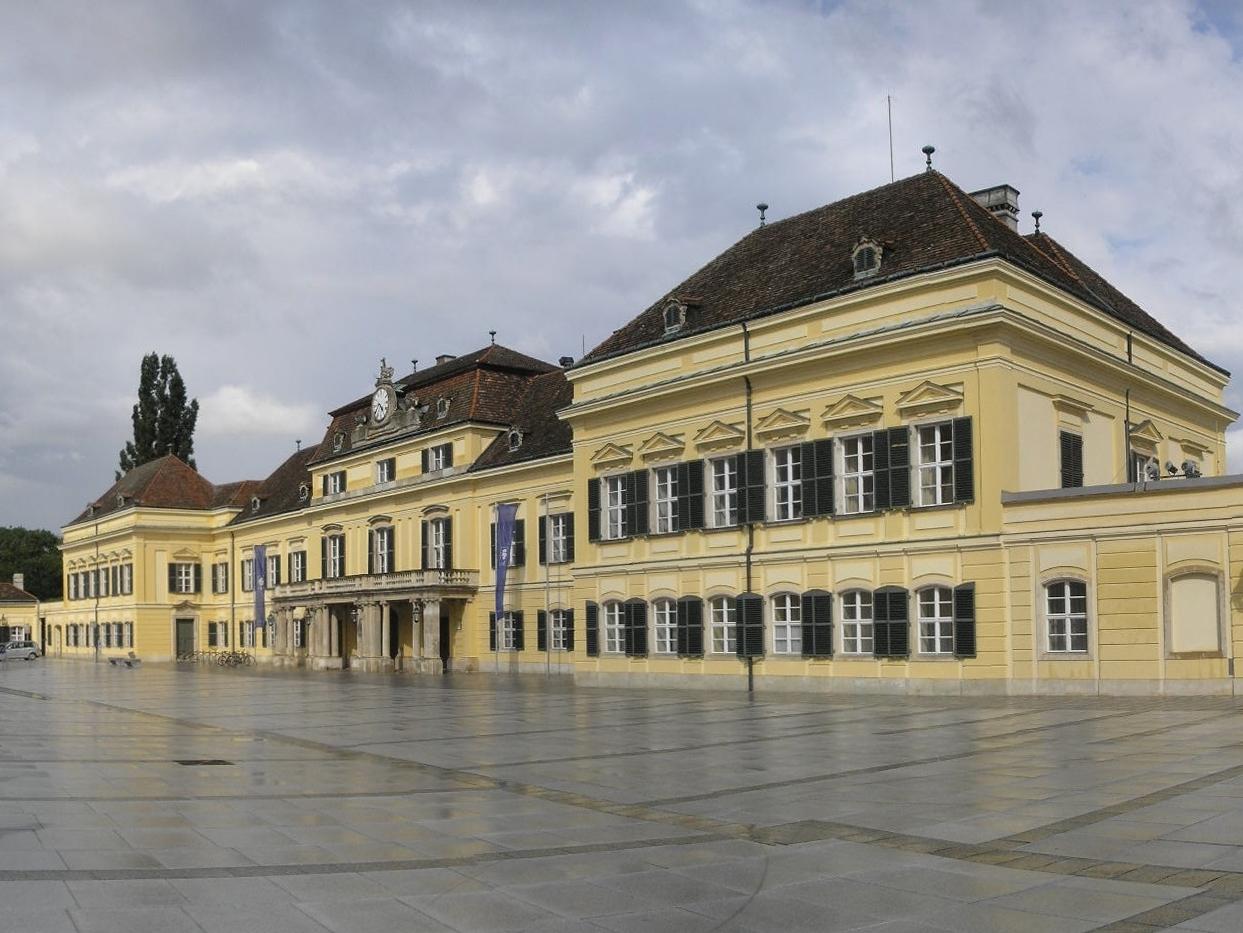 Bild Schlösser von Laxenburg