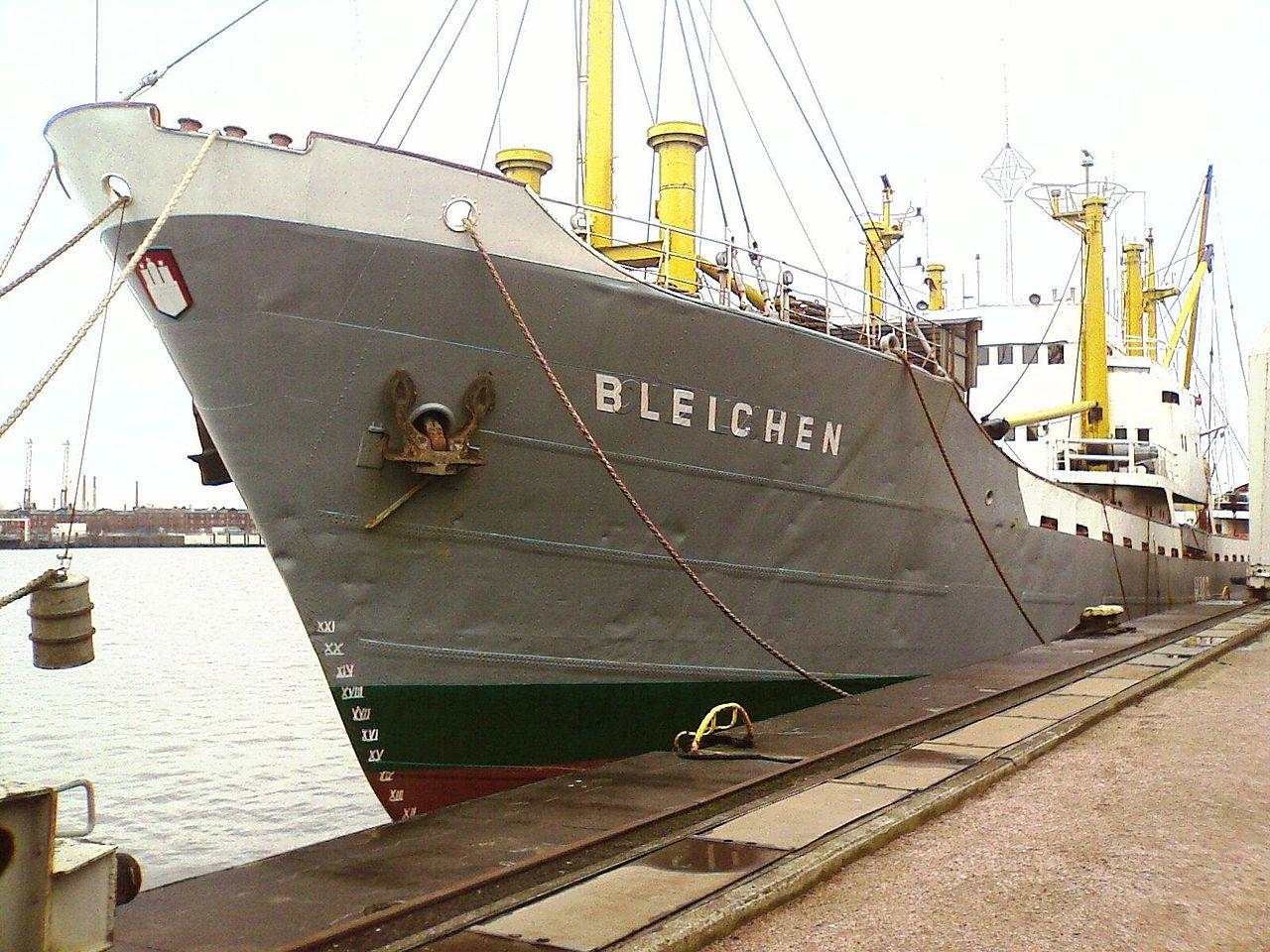 Bild MS Bleichen Hamburg