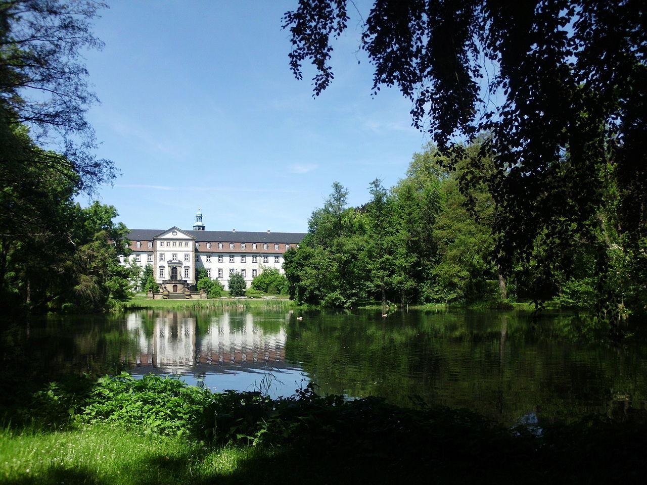 Bild Schloss Ringelheim Salzgitter