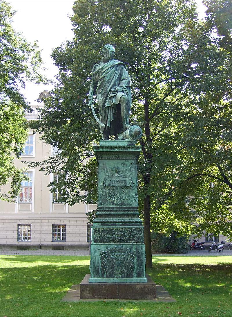 Bild Blücher Denkmal Berlin