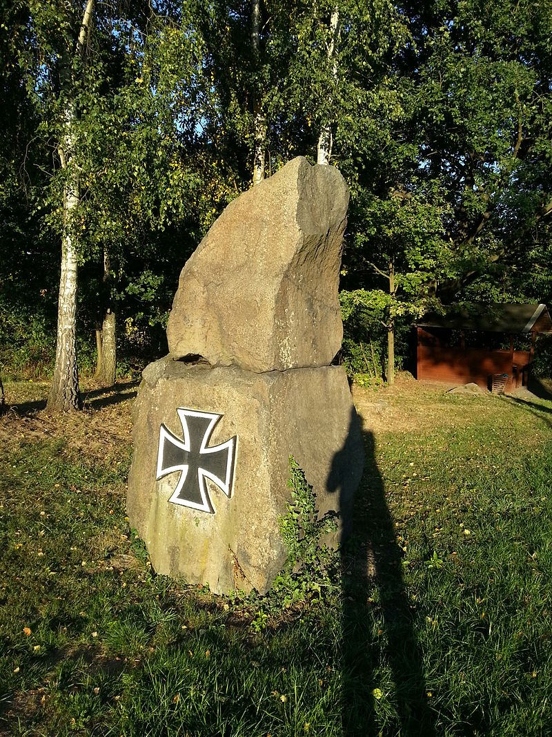 Bild Blücherdenkmal Oberlausitz