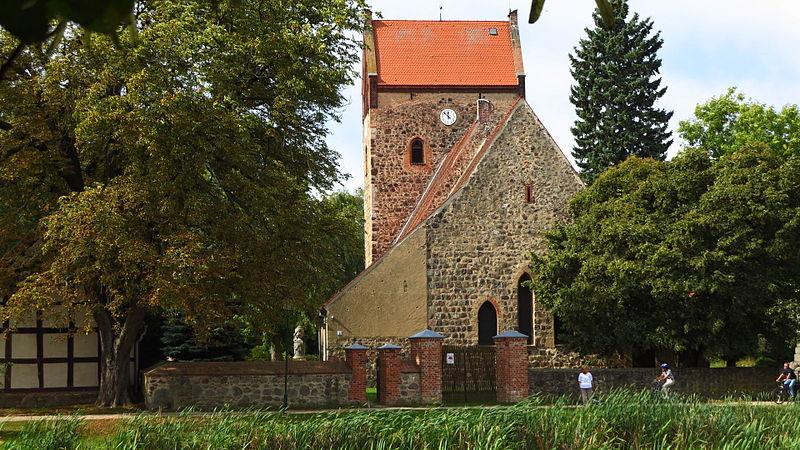 Bild Dorfkirche Blumberg