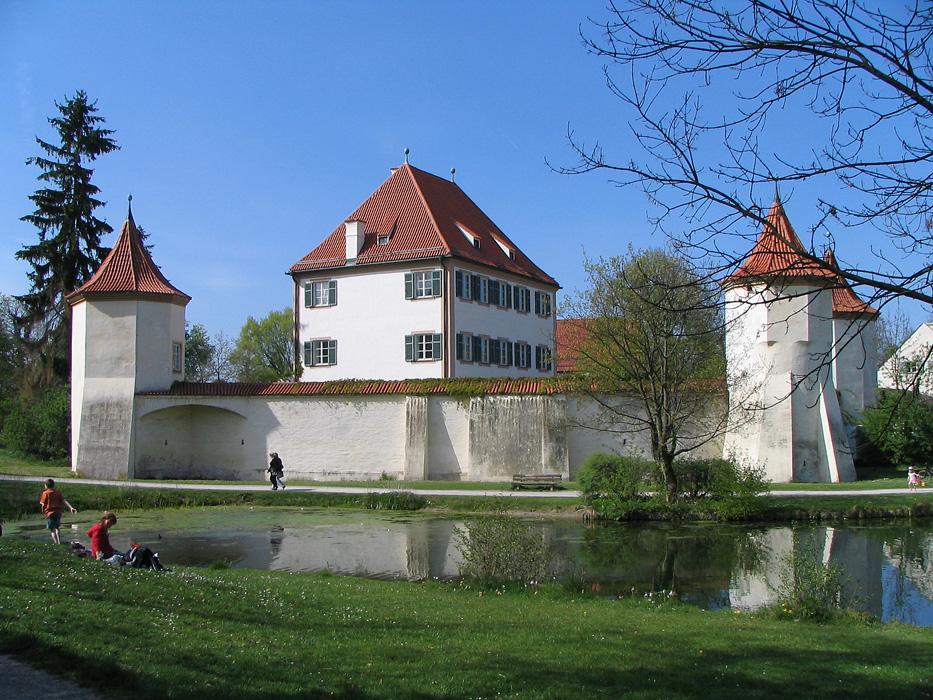 Bild Schloss Blutenburg München