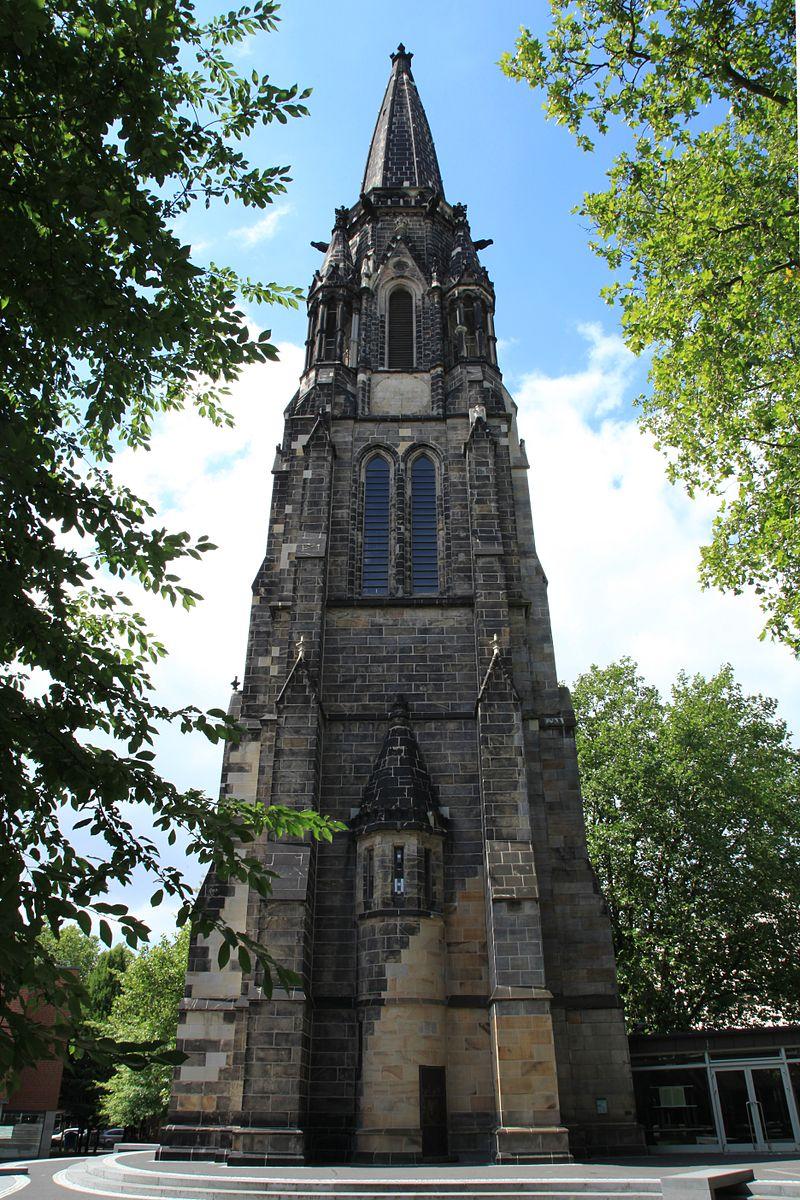 Bild Christuskirche Bochum