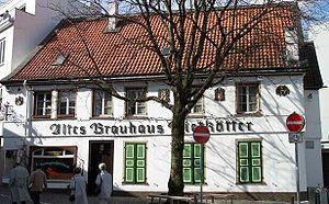 Bild Altes Brauhaus Rietkötter Bochum
