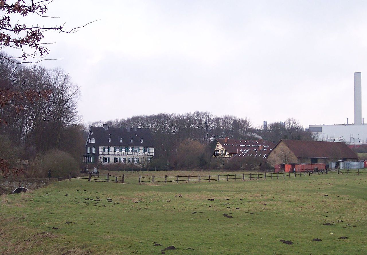 Bild Rittergut Haus Laer Bochum