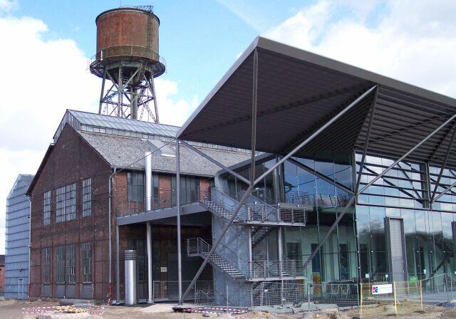 Bild Jahrhunderthalle Bochum